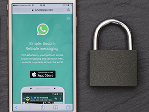 How To Turn On WhatsApp Encrypted Backups